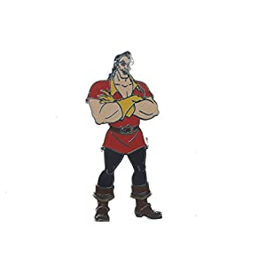 Disney Pin (102496) Gaston from Beauty and the Beast Pin