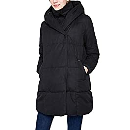 Pepe Jeans Women's Thaly Coat Black