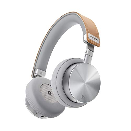 VONMÄHLEN – Wireless Concert One Bluetooth hoofdtelefoon on-ear – design draadloze hoofdtelefoon met reis-case, micro…
