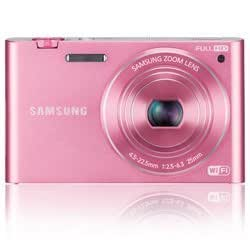 Samsung MV900F Multiview Smart Wi-Fi Digital Camera (Pink)