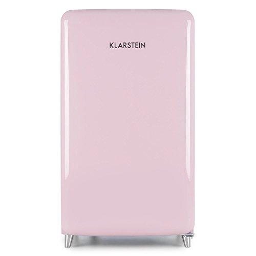 Klarstein PopArt Pink Retro 1950s Refrigerator • Fridge • Cooler ... | {Kühlschrank retro 35}