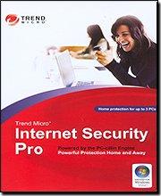 Trend Micro Internet Security Pro 2008 3-User - Retail Box