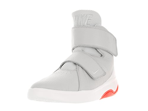 NIKE Boy's Marxman High-Top Leather Basketball Shoe