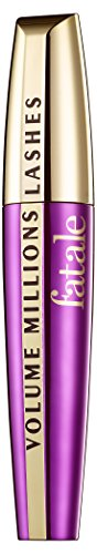 L'Oreal Paris Mascara Volume Million Lashes Fatale schwarze Wimperntusche