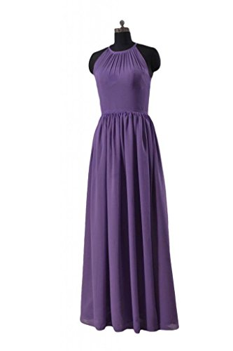 Illusion 37 royal Chiffon Long BM5197L Neckline DaisyFormals Bridesmaid Blue Party Dress Gown zIgnv1A1qx
