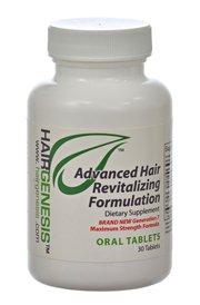 Hair Genesis Hair Loss Vitamins for Healthy Hair Growth 1 month supply