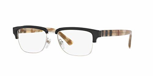 Burberry Men's BE2224 Eyeglasses & Cleaning Kit Bundle
