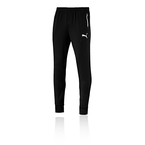 Tec Puma Sports Black Pantalon Aw18 Y8xwU8d