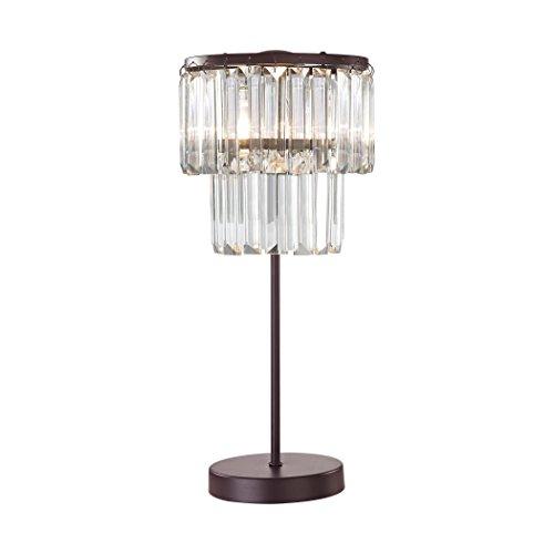 Antoinette Desk (Dimond Lighting Antoinette Table Lamp in Bronze)