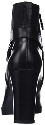 Geox Black C9999 E High Mujer D Annya para Botines pnCvq8rpwx