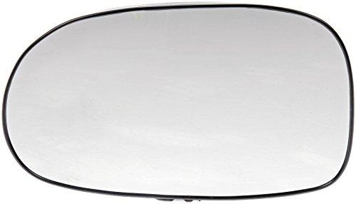 (Dorman 56542 Nissan Maxima Driver Side Heated Plastic Backed Door Mirror Glass)