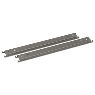 Double Cross Rails for 42'' Wide Lateral Files, Gray, Sold as 1 Package by Generic