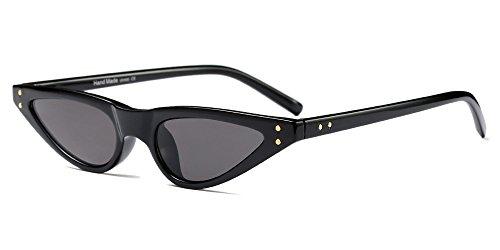 XFentech Women Triangle Fashion Sunglasses Ladies Retro Cool Eyewear , - Face Triangle Glasses