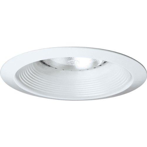 Progress Lighting P8075-28 Long Neck Baffle UL/CUL Listed For Damp Locations 7-3/4-Inch (7.75 Baffle Recessed Trim)