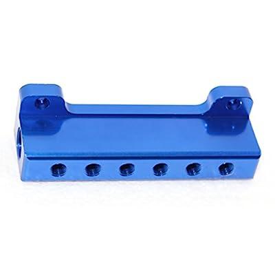"EMUSA 1/8"" NPT 6 Port Vacuum Manifold Kit for Turbo Boost Intake Manifold (BLUE): Automotive"