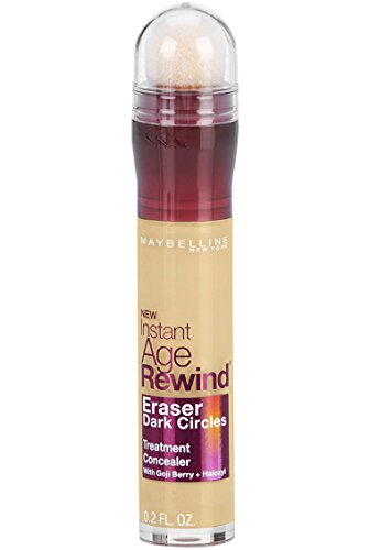 Maybelline Instant Age Rewind Eraser Dark Circles Treatment Concealer, Light, 0.2 fl. oz. -