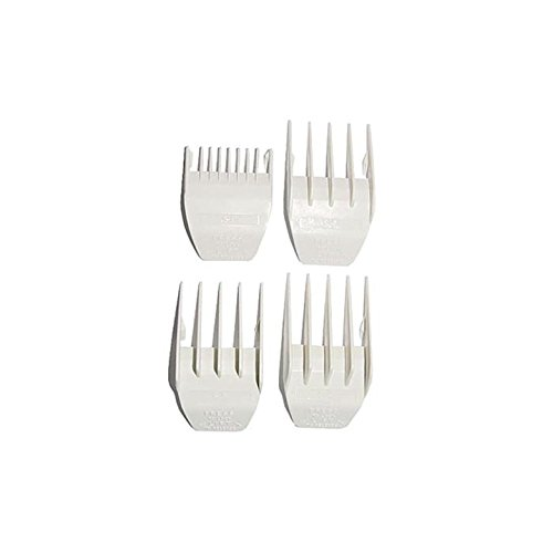 WAHL Comb Set for Peanut Trimmer, White
