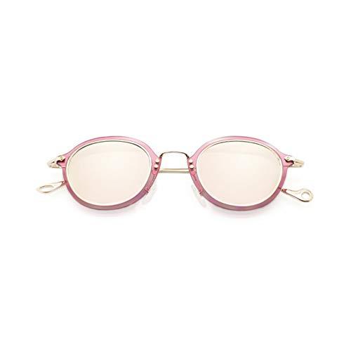 de marco calle gafas translúcidas NIFG de retro ovalado de sol Gafas sol de XwPaq