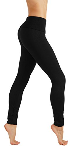 CodeFit Dry Fit Workout Leggings 6cp06 Black product image