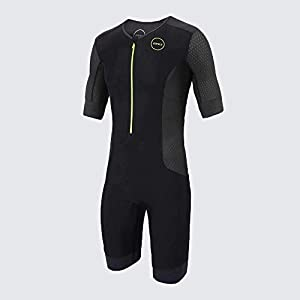 Zone3 Men's Aquaflo Plus Short Sleeve Trisuit