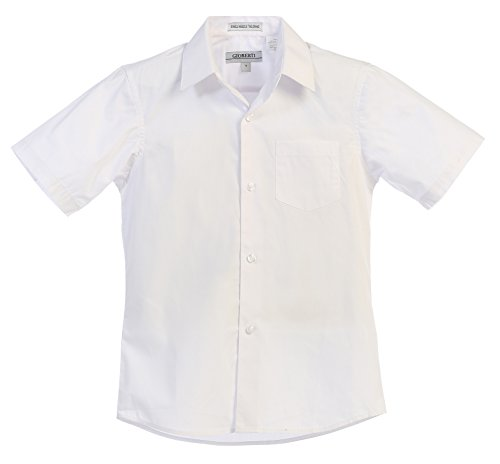 Gioberti Short Sleeve Solid Dress product image
