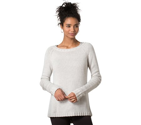 ToadCo Marlevelous Pullover Polar Bear Women's Sweater - Pleats Wool Sweater