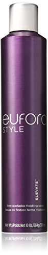 Eufora Spray Hair - Eufora Elevation Finishing Spray 10 oz