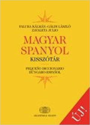 Magyar-spanyol kisszótár (Hungarian-Spanish Small Dictionary)  Kálmán  Faluba 9e90257e8c