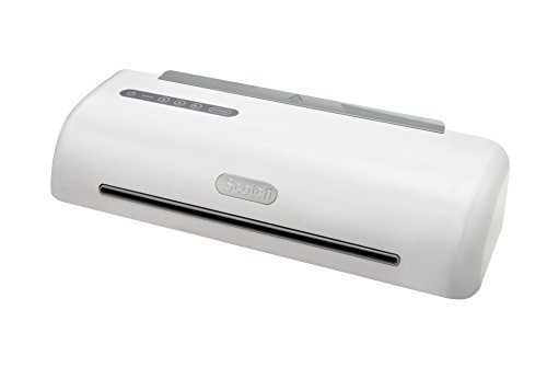 Scotch Professional 4 Roller Thermal Laminator, 13in. input (TL1306)