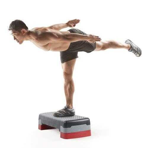 Gold's Gym Adjustable Step Deck