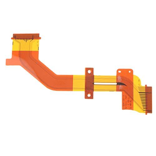 kesoto Cable Flexible De Conexión De Conexión CCD Compatible con Cámara Réflex Digital AXP35 AXP35 De Sony