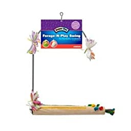 Super Pet Forage N Play Swing, Small