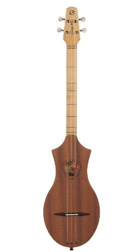 Seagull Merlin Mahogany SG Dulcimer Guitar (Rock Maple Oil Finish Top)