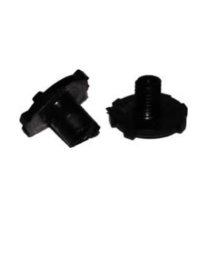 Zeagle Two Piece Screw Fastener in Plastic for BCDs Back Plates