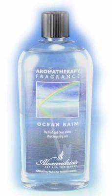 (Alexandria and Bella Breeze Fragrance Lamp Oil Refills - 16oz - OCEAN RAIN)