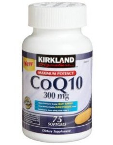 Kirkland CoQ10 300 mg Coenzyme - 75 gélules