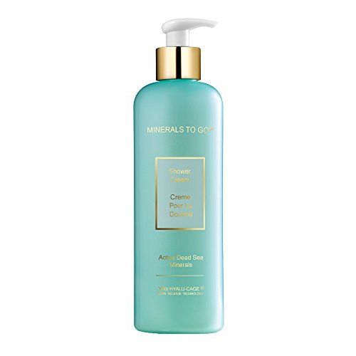 8.5 Ounce Shower Cream (Minerals To Go Premier Dead Sea Shower Cream, 8.5 Fluid)