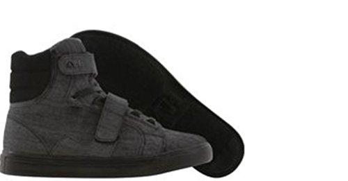 Ah Par Android Hommes Hommes Sneakers Propulsion Haute Chaussures De Charbon De Bois