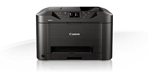 Canon Maxify MB5155 Schwarz A4 MFP Farb Drucker Drucken Kopieren ...