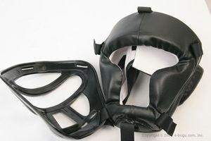 【在庫処分】 (Large) - Head B000NDGYK4 - Guard in PVC (Large) (Removable Mask) B000NDGYK4, 珍しい:4593784d --- a0267596.xsph.ru