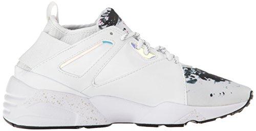 Puma Womens B.O.G Sock Explosive Wns Cross-Trainer Shoe Puma White-puma White
