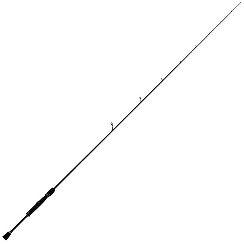 Zebco Omega 2-Piece Medium Spinning Rod, 7-Feet