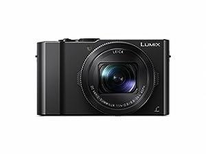 "Panasonic LUMIX DMC-LX10K Camera, 20.1 Megapixel 1"" Sensor, 3X 24-72mm F/1.4-2.8 LEICA DC Lens, Black"