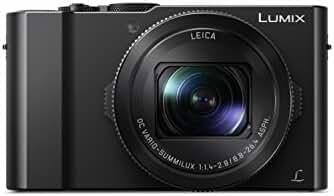 Panasonic LUMIX DMC-LX10K Camera, 20.1 Megapixel 1