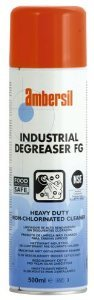 Ambersil 30251 Industrial Degreaser FG, 500 ml CRC Industries UK Ltd