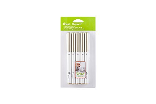 Cricut Explore Pen Set, Gold - 10 PACK