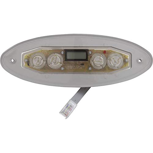 Marquis Spas Topside, VL401, 4 Button, LCD, W/O Overlay ()