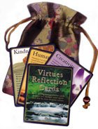 Journalling Cards (Virtues Reflection Cards)