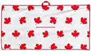 Uther Golf Towel - Tour Large Golf Towel (Oh Canada)