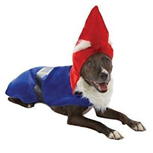 Top Paw Gnome Dog Costume Size: (Sesame Street Dog Costume)
